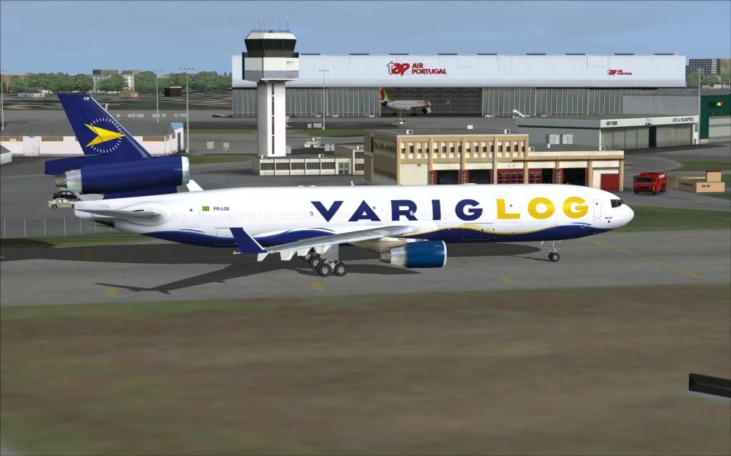 [FS9] Transporte de cargas para Lisboa MD11Log432