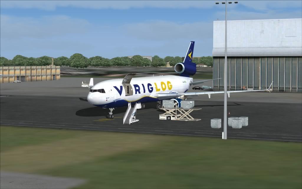 [FS9] Transporte de cargas para Lisboa MD11Log434