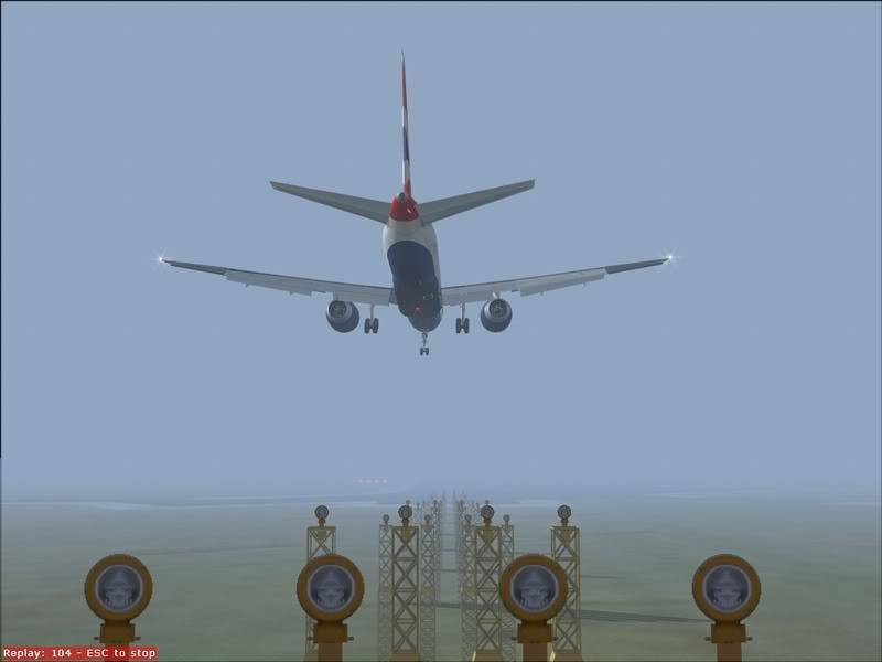 [FS9] Aproximação Full ILS Dudu_822c