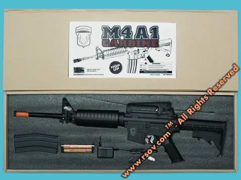 Jing Gong Full-Metal M4A1 AEG Gun_0298
