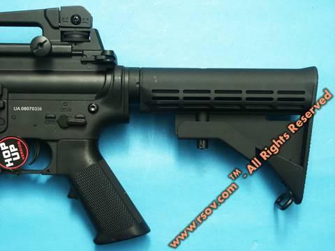 Jing Gong Full-Metal M4A1 AEG Gun_0298_2