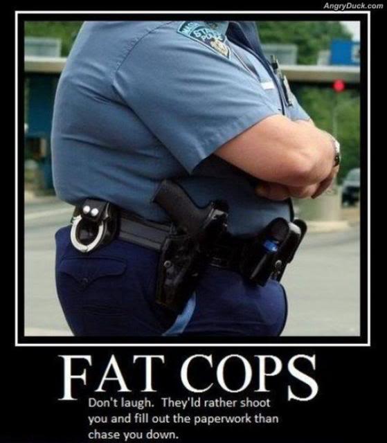 Al Bundy on Obesity Fat_Cops