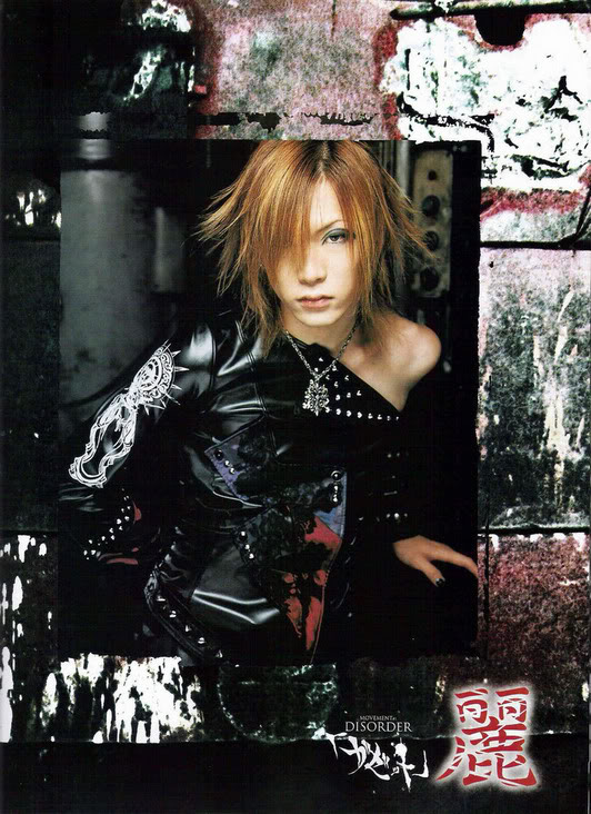 GazettE (Visual kei) - Página 2 Uruha