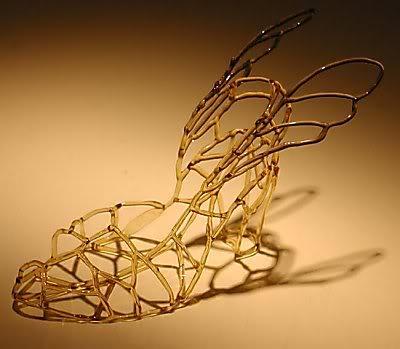 Umetnost stakla Tinabetsambershoe