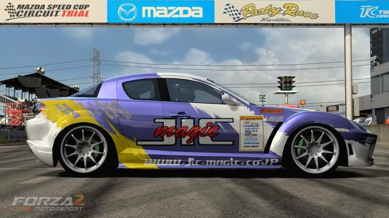 Qushawn's drift paint gallery Rx12