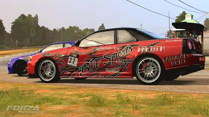 Qushawn's drift paint gallery Sky3
