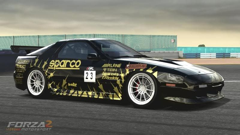 Qushawn's drift paint gallery W