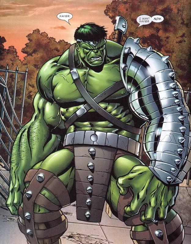[Sideshow] Gladiator Hulk - Premium Format - Página 2 WWHulkX-Men1-5