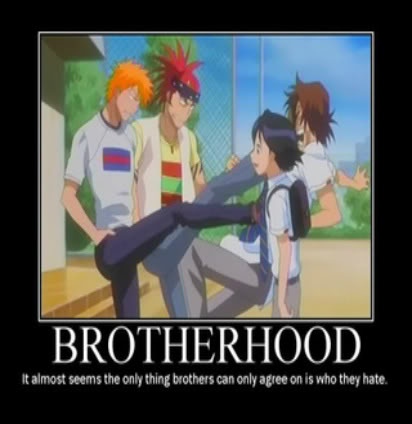 Motivational Pics~ Brotherhood