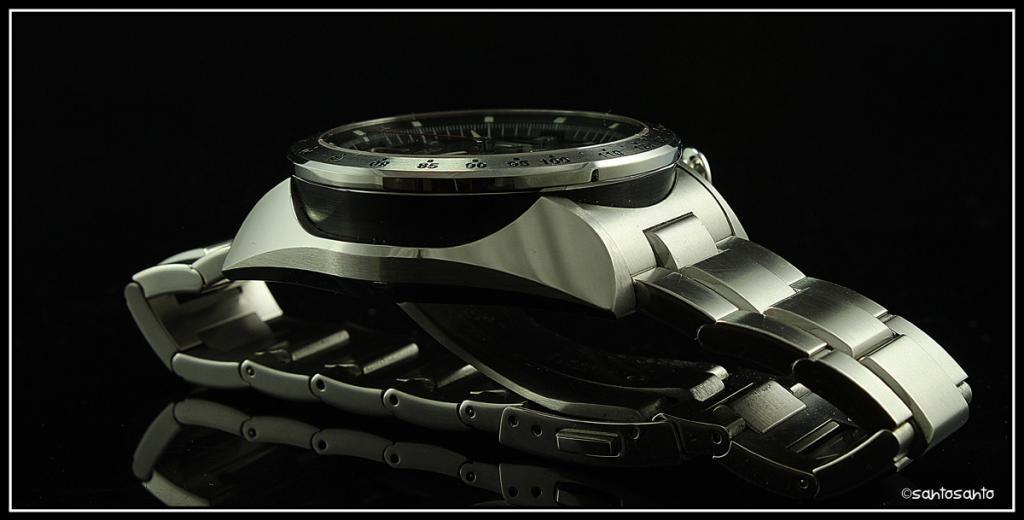 Vendido Seiko Ananta SRQ003J1 Cronógraf Automático 003IMG_29935minr