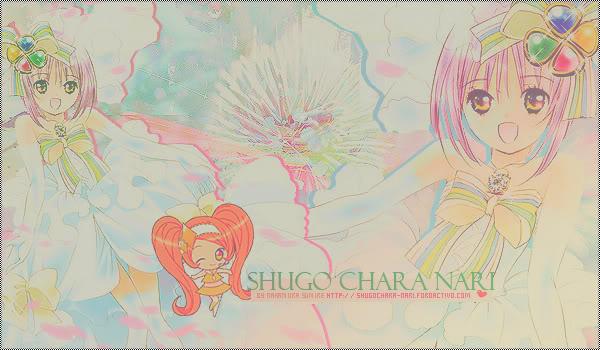 Foro gratis : Shugochara-Nari ShugoCharaNariLogo