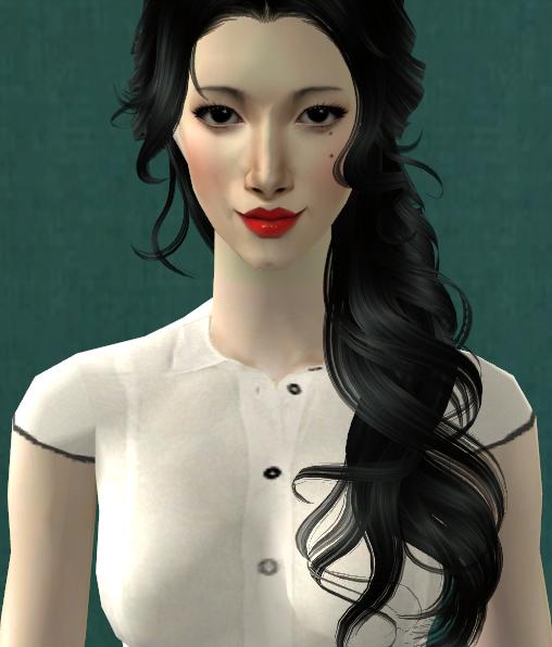 Sims 2'es tehtud naissimmid.  Untitled-5