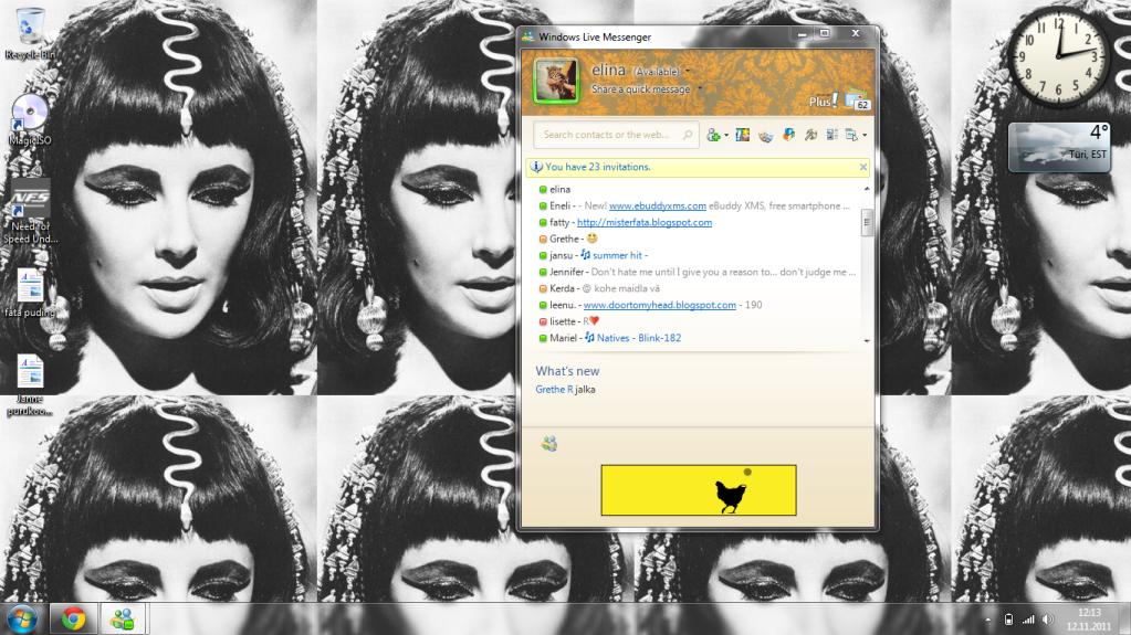 Desktop ! :) - Page 4 Deskk