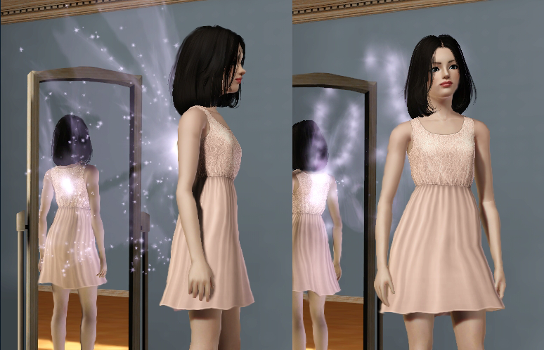 Elina TS3 pildid ~9september/Supernatural! Wings