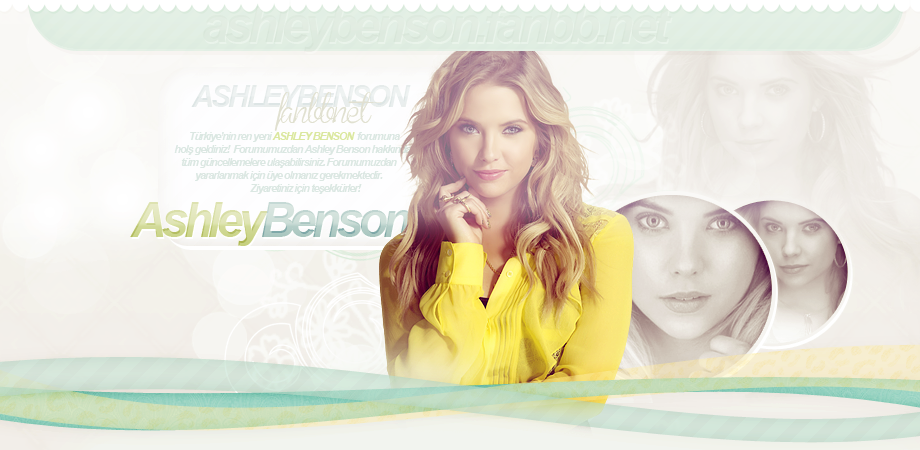 Ashley Benson Fan | Türkiye