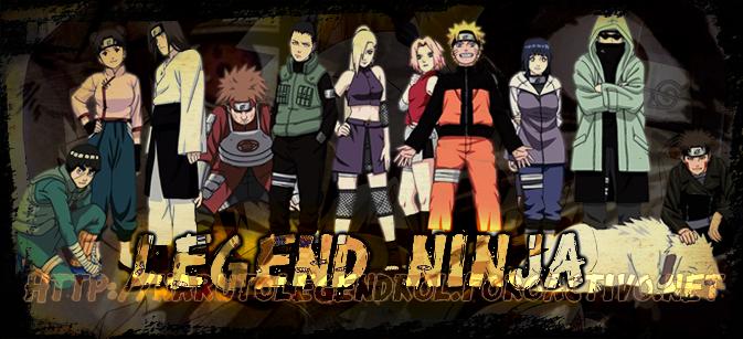 Naruto: Legend Ninja