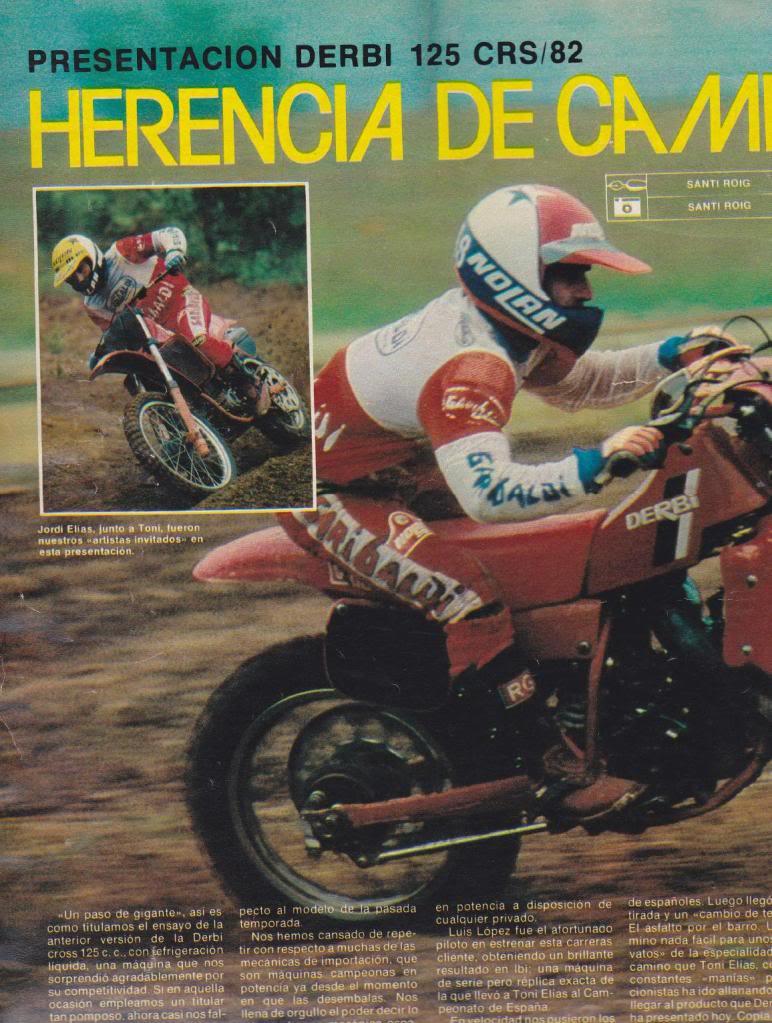 Derbi 125 CRS/82 - Solo Moto - Mayo 1982 IMG