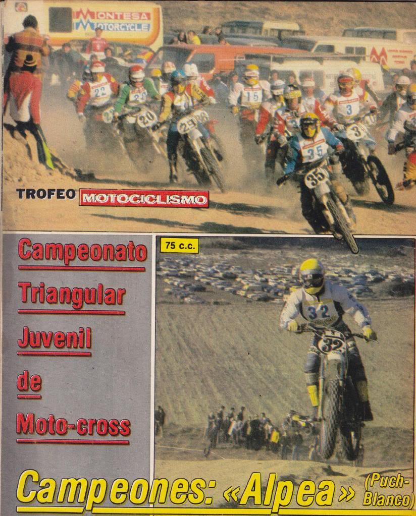Motociclismo 635 - Diciembre 1979 - Triangular Motocross Juvenil I3