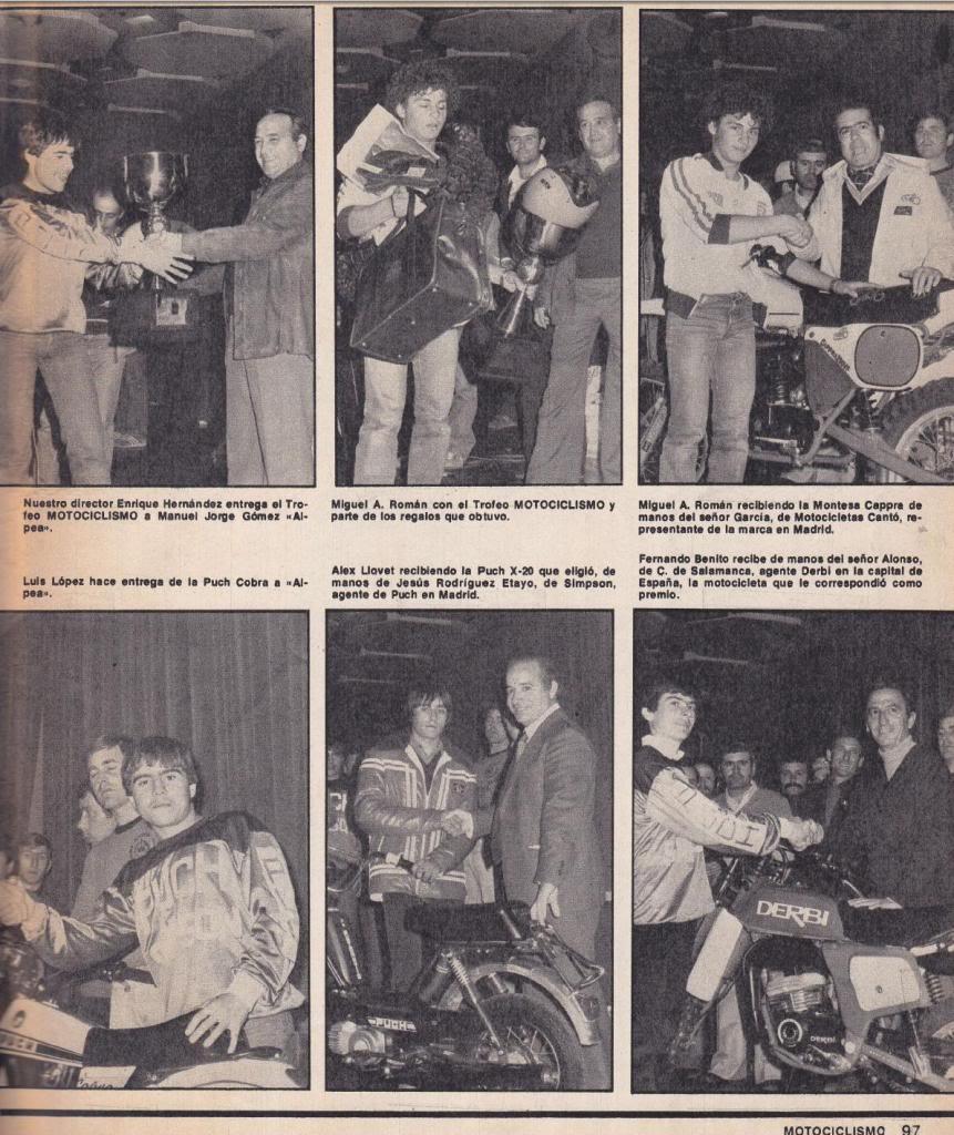 Motociclismo 635 - Diciembre 1979 - Triangular Motocross Juvenil I7