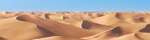 Silver Sand Dunes