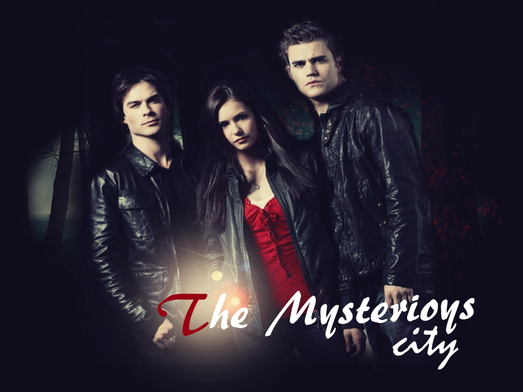 »The Mysterious City