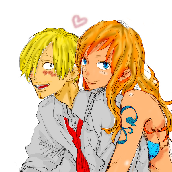 You know you made my eyes burn~ { Nessie's Galery} Nami