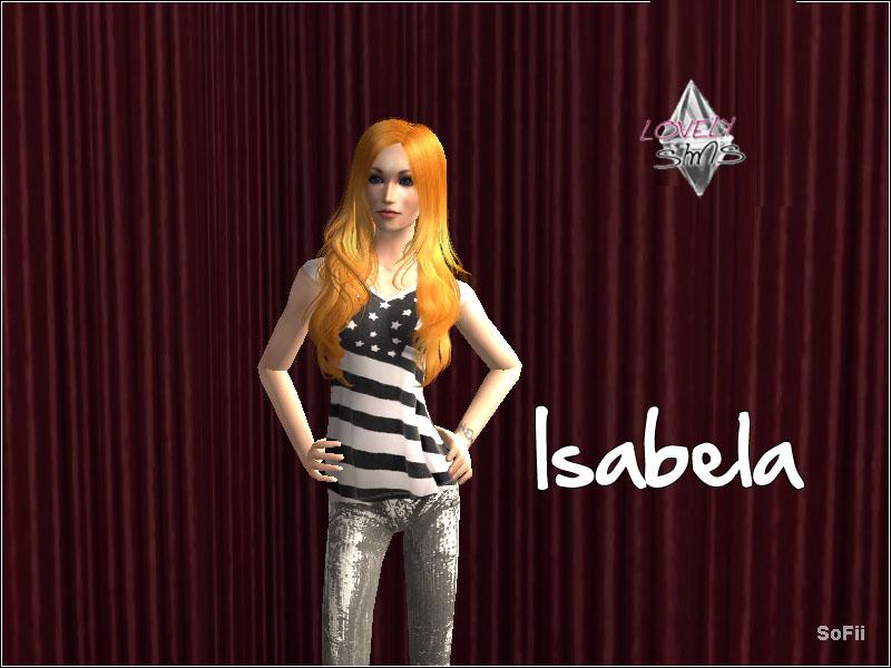 LovelySims - Página 2 Isabela