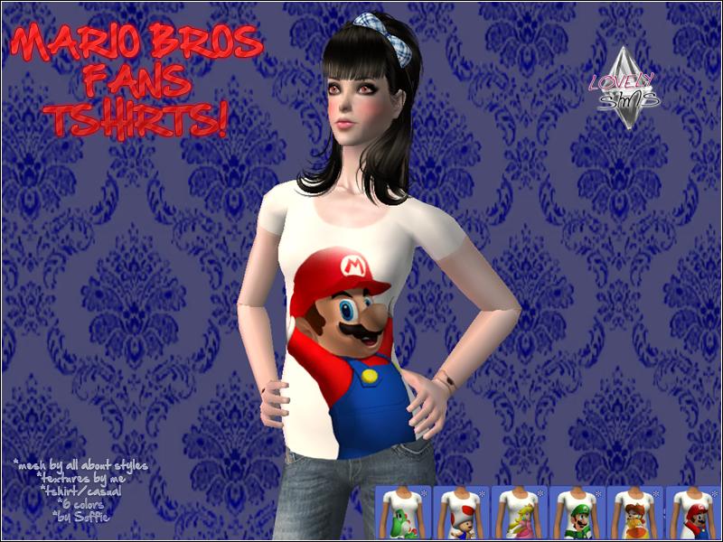 LovelySims - Página 2 Mariobrosls