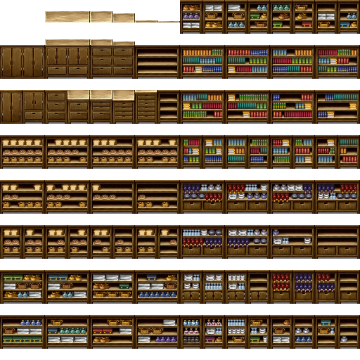 de jolies chtites armoires TileB-Interiors