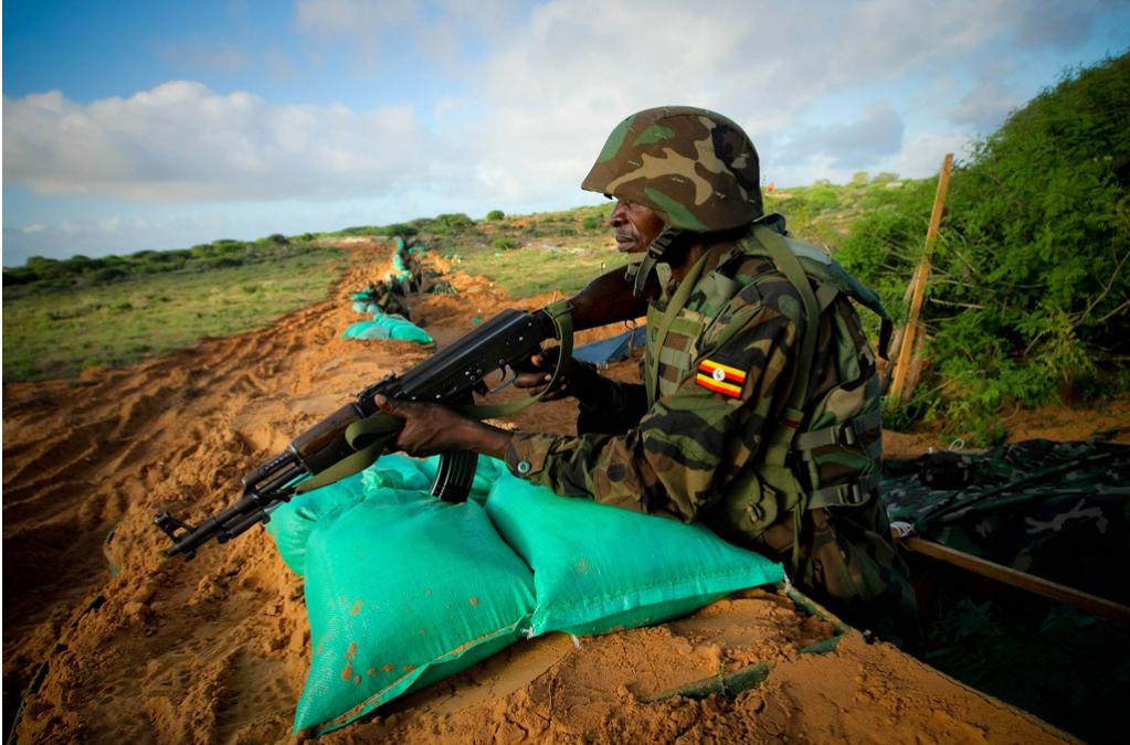 Fuerzas de Defensa de Uganda 1-13