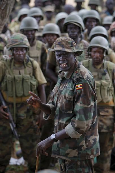 Fuerzas de Defensa de Uganda 1-15