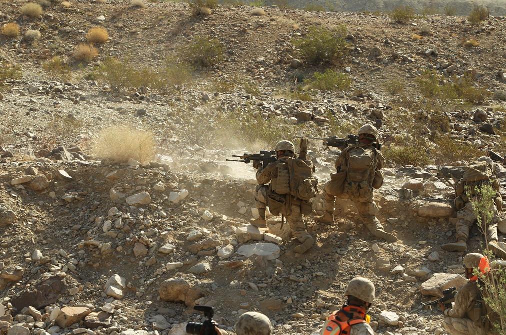 Fuerzas Armadas de EE.UU. 10-5