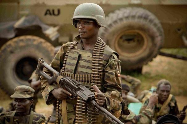 Fuerzas de Defensa de Uganda 13-2