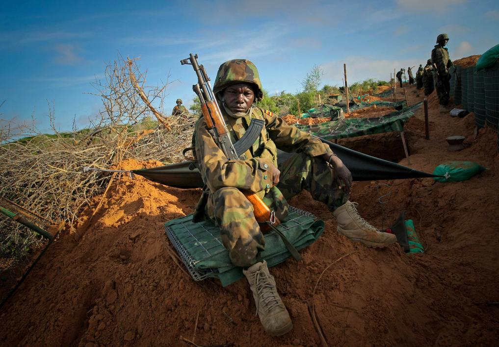 Fuerzas de Defensa de Uganda 3-10