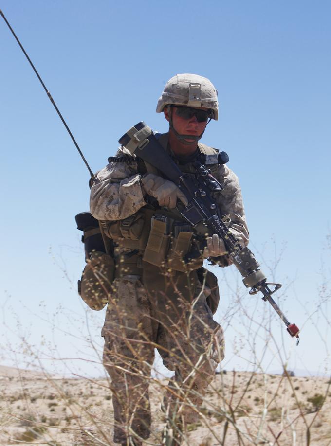 Fuerzas Armadas de EE.UU. 3-11
