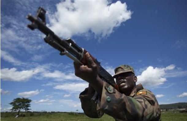Fuerzas de Defensa de Uganda 3-12