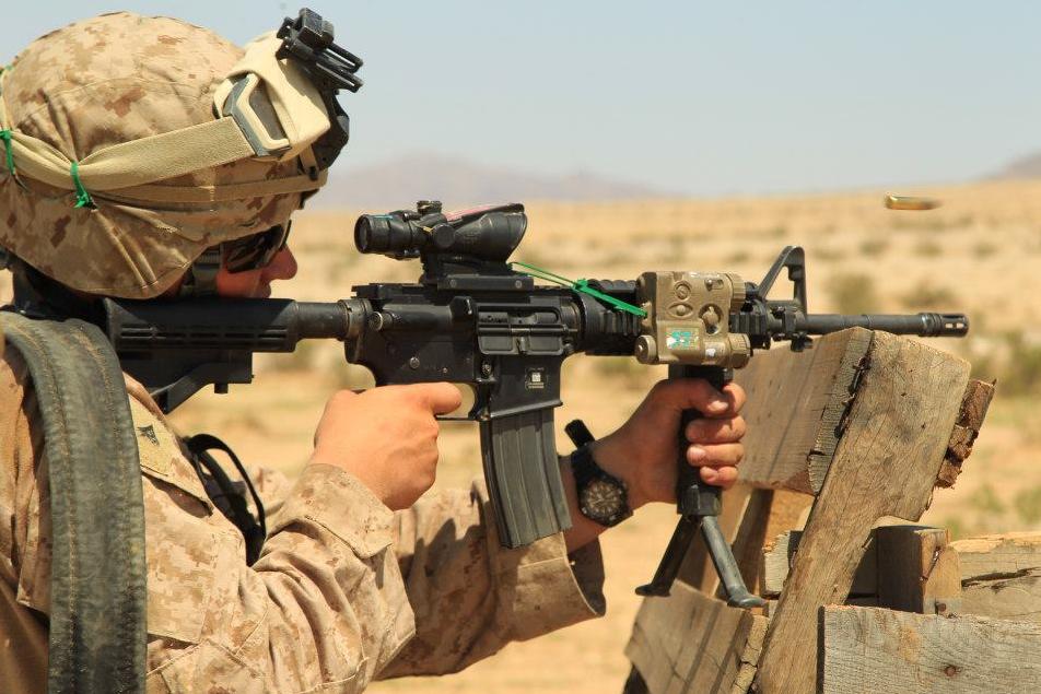 Fuerzas Armadas de EE.UU. 4-9