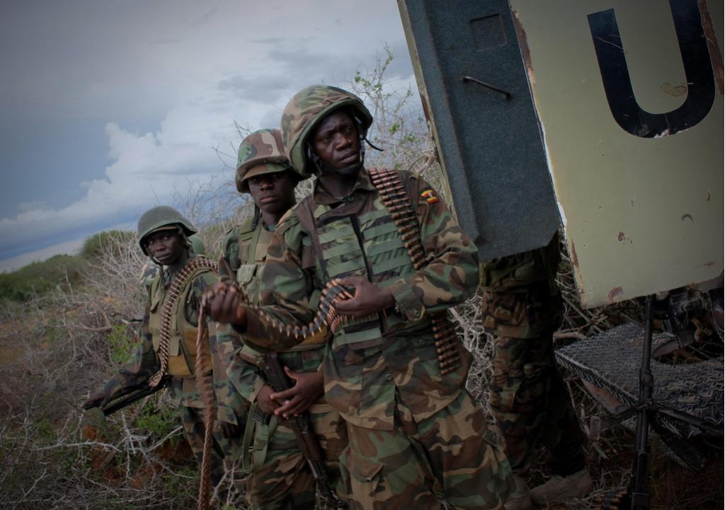 Fuerzas de Defensa de Uganda 5-7