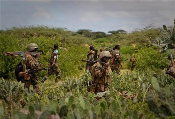 Fuerzas de Defensa de Uganda 5-9