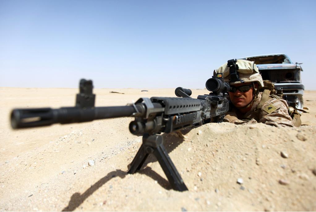 Fuerzas Armadas de EE.UU. 6-6