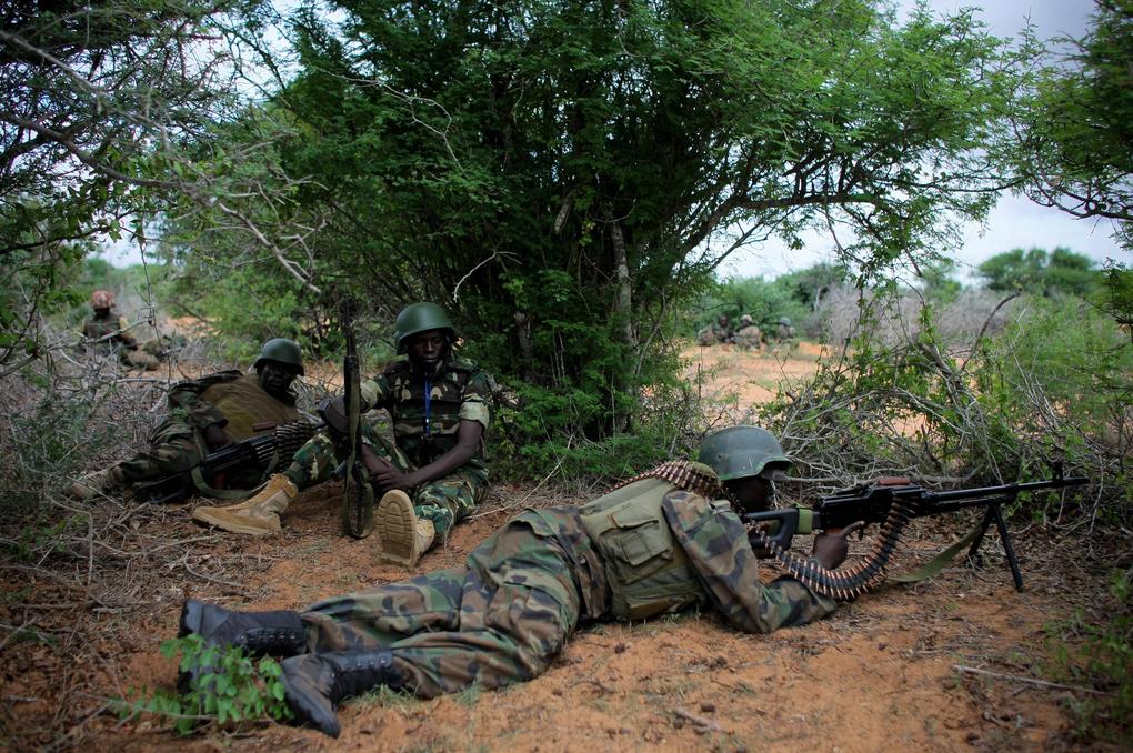 Fuerzas de Defensa de Uganda 7-6