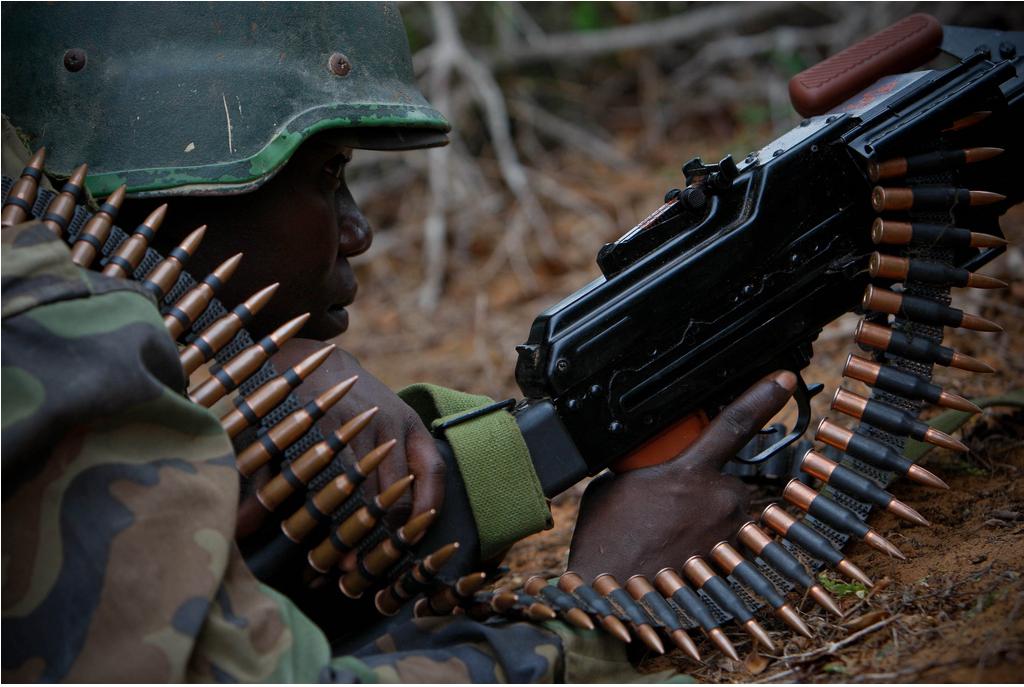 Fuerzas de Defensa de Uganda 8-5