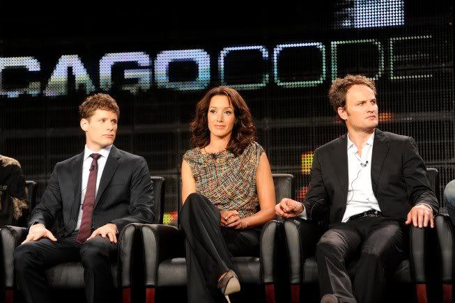 """The Chicago code"" (TV serie 2011) /protagonista principal - Página 2 TCA10"