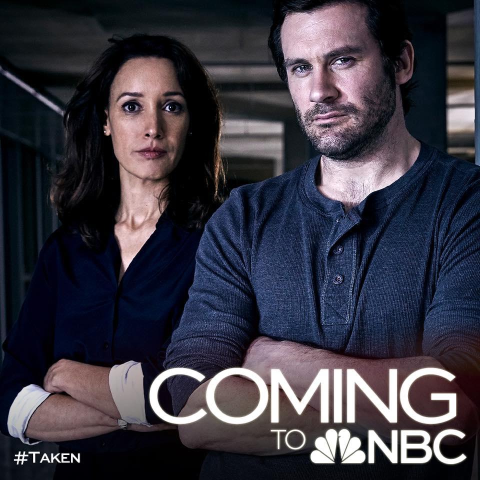"""""""Taken"""" (TV serie, NBC): NOTICIAS, resumen de la promoción, artículos, twits 13245298_1601890730139321_7985486531472638616_n"""