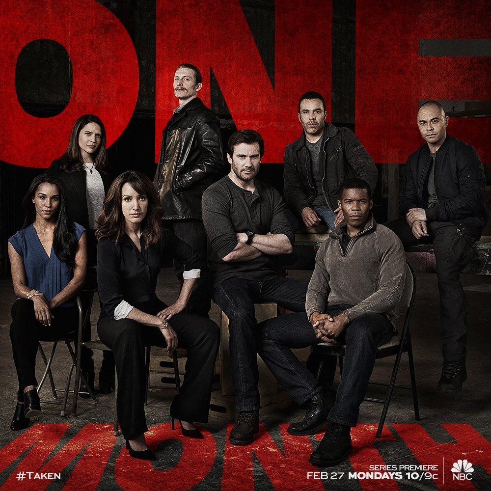 """""""Taken"""" (TV serie, NBC): NOTICIAS, resumen de la promoción, artículos, twits C3dniBFVYAAVDwP.jpg%20large"""