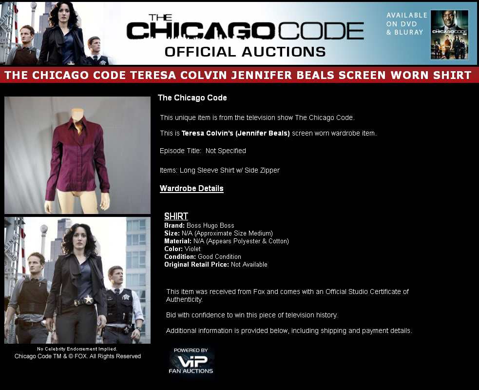 """The Chicago code"" (TV serie 2011) /protagonista principal - Página 11 Untitled-1"