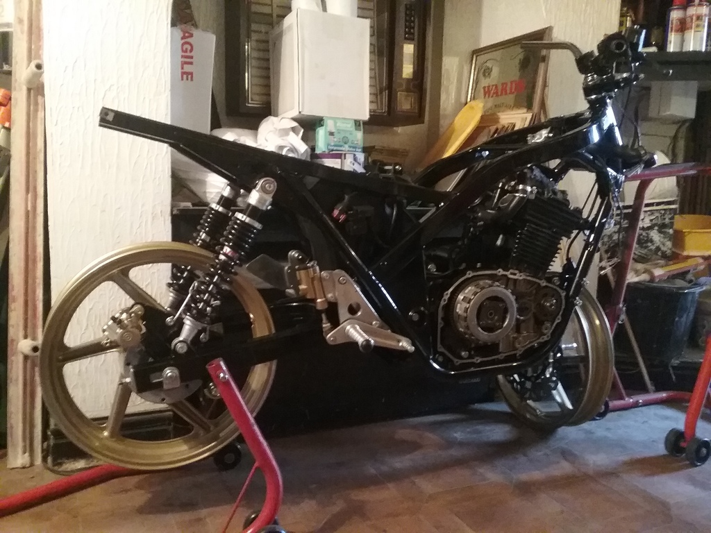 Build of two cb500 race bikes/tracl day bikes. From the ground up 20170129_143304_zpsuhdhhldp