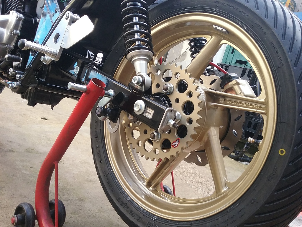 Build of two cb500 race bikes/tracl day bikes. From the ground up - Page 2 20170319_130728_zpswpzpjub0