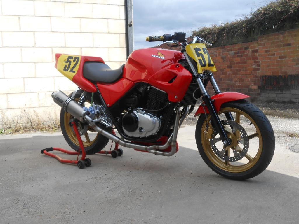 Build of two cb500 race bikes/tracl day bikes. From the ground up 255_zpsvwnchdbk