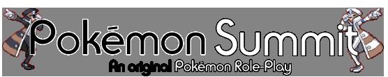 Pokemon Summit Poksubanner
